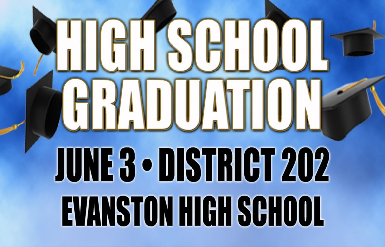 Evanston High School Graduation