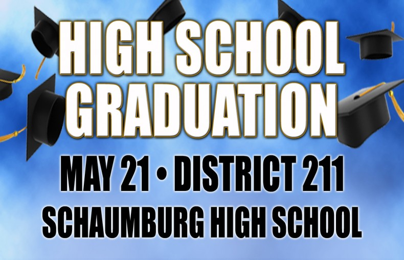 Schaumburg High School Graduation