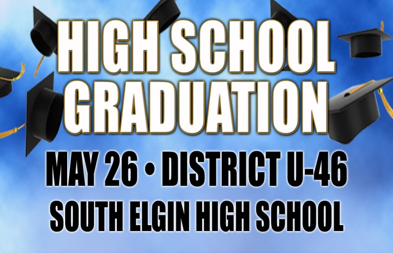 South Elgin High School Graduation