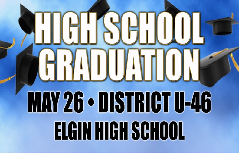 Elgin High School Graduation