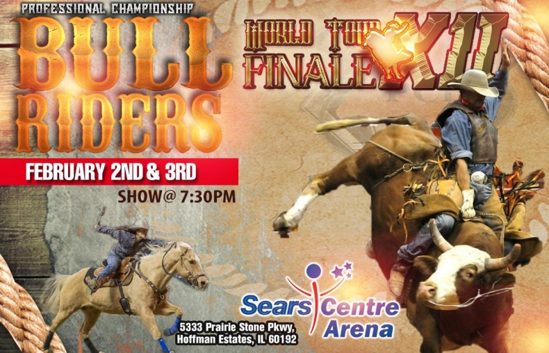 Professional Championship Bull Riders World Tour Finale XII